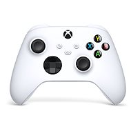 Xbox Wireless Controller, Robot White - Gamepad