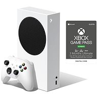 Xbox Series S + Xbox Game Pass Ultimate - 3 Month Subscription - Game Console