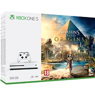 Xbox One S 500GB Assassin's Creed: Origins - Game Console