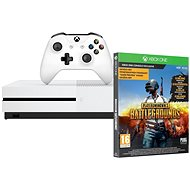 Xbox One S 1TB + Playerunknown Battleground - Game Console