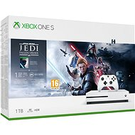 Xbox One S 1TB + Star War Jedi: Fallen Order - Game Console