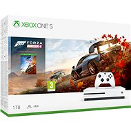 Xbox One S 1TB + Forza Horizon 4 - Game Console