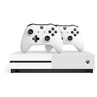 Xbox One S 1TB + Extra Wireles Controller - Game Console