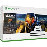 Xbox One S 1TB - ANTHEM Bundle - Game Console
