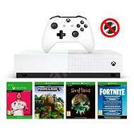 Xbox One S 1TB All-Digital + FIFA 20 - Game Console