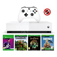 Xbox One S 1TB All-Digital + NHL 20 - Game Console