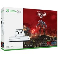 Xbox One S 1TB Halo Wars 2 Bundle - Game Console