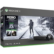 Xbox One X - Metro Trilogy Bundle - Game Console