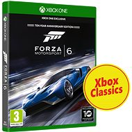 Xbox One - Forza Motorsport 6 - Console Game