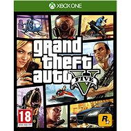 Grand Theft Auto V - Xbox One - Console Game