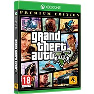 Grand Theft Auto V Premium Edition - Xbox One - Console Game