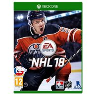 NHL 18 - Xbox One - Console Game