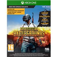 Playerunknown's Battlegrounds - Xbox One - Console Game