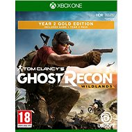 Tom Clancy's Ghost Recon: Wildlands Gold Edition Year 2 - Xbox One
