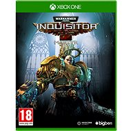 Warhammer 40,000: Inquisitor - Martyr - Xbox One - Console Game