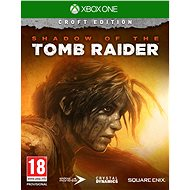 Shadow of the Tomb Raider Croft Edition - Xbox One - Console Game