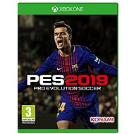 Pro Evolution Soccer 2019 - Xbox One - Console Game