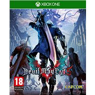 Devil May Cry 5 - Xbox One - Console Game