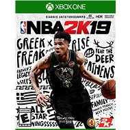 NBA 2K19 - Xbox One - Console Game