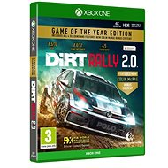 DiRT Rally 2.0 - Game of the Year Edition - Xbox One - Console Game
