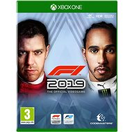 F1 2019 Anniversary Edition - Xbox One - Console Game