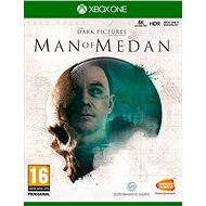 The Dark Pictures Anthology: Man of Medan - Xbox One - Console Game