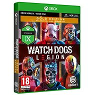 Watch Dogs Legion Gold Edition - Xbox One - Console Game