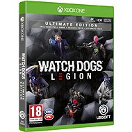 Watch Dogs Legion Ultimate Edition - Xbox One - Console Game