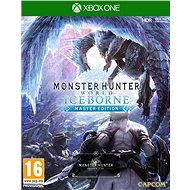 Monster Hunter World:  Iceborn Master Edition - Xbox One - Console Game