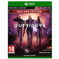 Outriders: Day One Edition - Xbox - Console Game