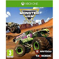 Monster Jam: Steel Titans - Xbox One - Console Game
