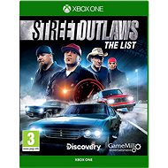 Street Outlaws: The List - Xbox One - Console Game