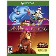 Disney Classic Games: Aladdin and the Lion King - Xbox One - Console Game