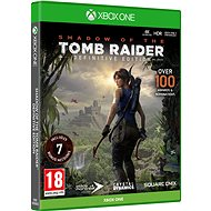 Shadow of the Tomb Raider: Definitive Edition - Xbox One - Console Game