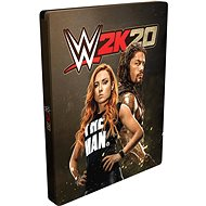 WWE 2K20 Steelbook Edition - Xbox One - Console Game