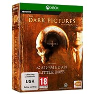The Dark Pictures Anthology: Volume 1 - Man of Medan and Little Hope Limited Edition - Xbox One - Console Game