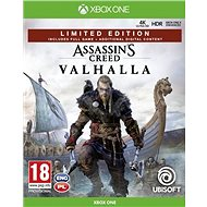 Assassin's Creed Valhalla - Limited Edition - Xbox One - Console Game