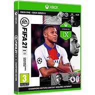 FIFA 21 - Champions Edition - Xbox One - Console Game