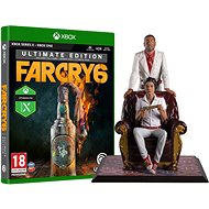 Far Cry 6: Ultimate Edition + Antón and Diego Figures - Xbox - Console Game