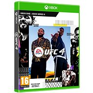 Console Game UFC 4 - Xbox One