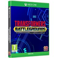 Transformers: Battlegrounds - Xbox One - Console Game