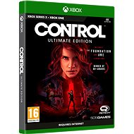 Control Ultimate Edition - Xbox One - Console Game