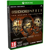 Dishonored and Prey: The Arkane Collection - Xbox - Console Game