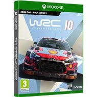 WRC 10 The Official Game - Xbox