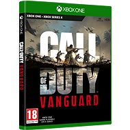 Call of Duty: Vanguard - Xbox One - Console Game