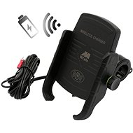 M-STYLE EW Phone Holder with Wireless Charging - Mobile Phone Holder