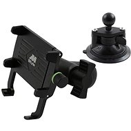M-Style AW 2 all-metal phone holder with car suction cup - Mobile Phone Holder