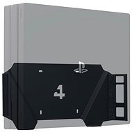 4mount - Wall Mount for PlayStation 4 Pro, Black - Wall Mount