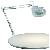 Markslöjd 100852 - Table Lamp with Magnifier FAGERNeS 1xT5/22W/230V - Table Lamp
