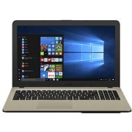 Asus Vivobook X540NA-DM159T Black - Laptop